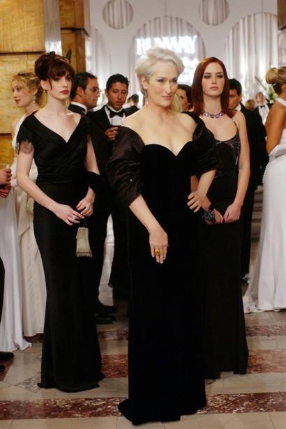 Anne Hathaway,Emily Blunt,Meryl Streep
