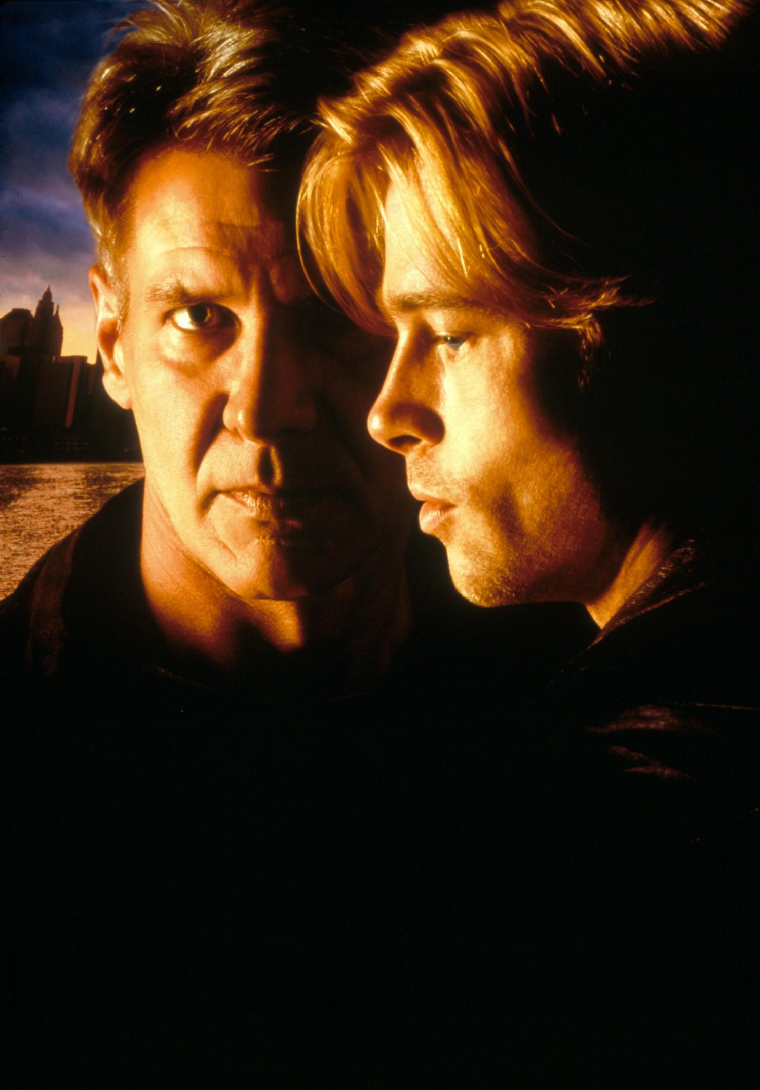Brad Pitt,Harrison Ford
