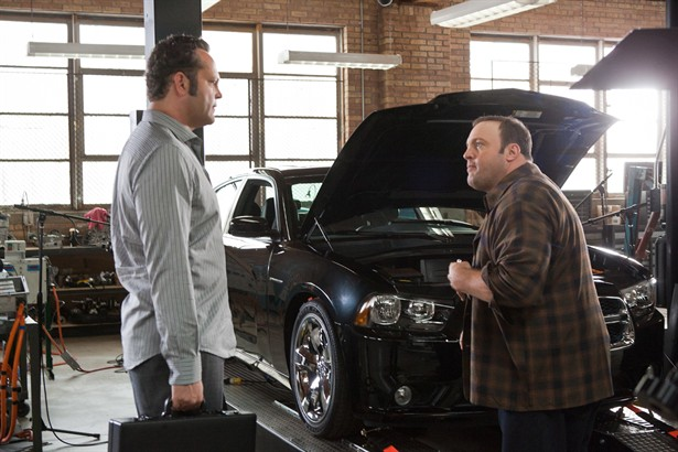 Kevin James,Vince Vaughn