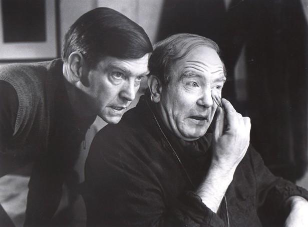 Albert Finney,Tom Courtenay