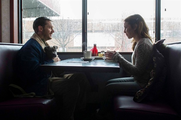 Noomi Rapace,Tom Hardy