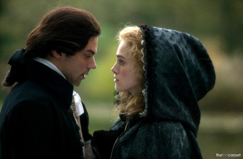 Dominic Cooper,Keira Knightley