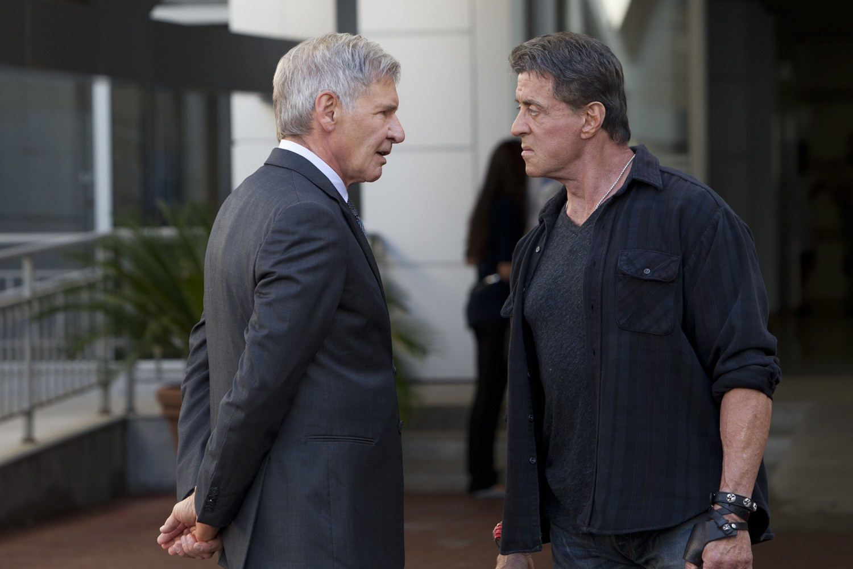Harrison Ford,Sylvester Stallone