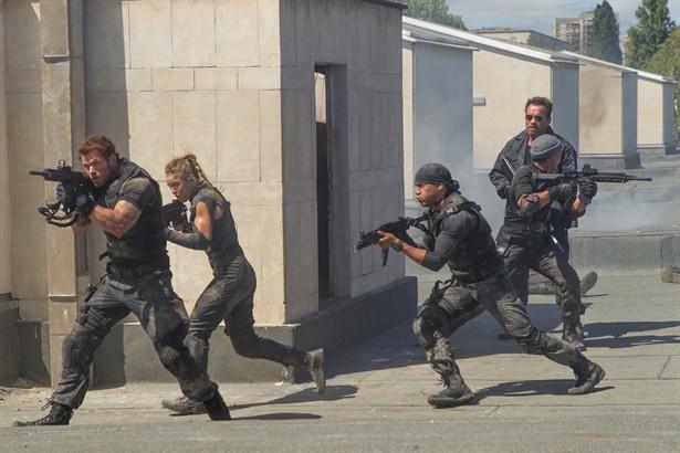 Antonio Banderas,Arnold Schwarzenegger,Kellan Lutz