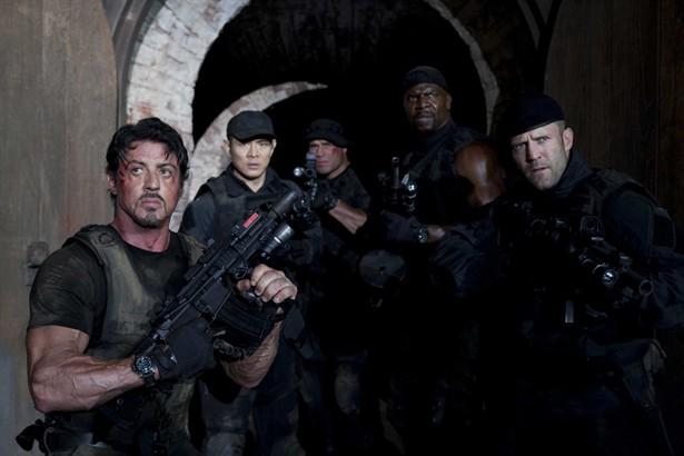 Jason Statham,Jet Li,Sylvester Stallone,Terry Crews