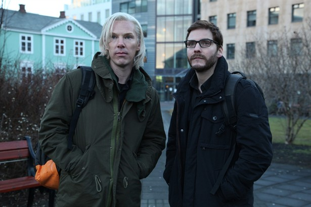 Benedict Cumberbatch,Daniel Brühl