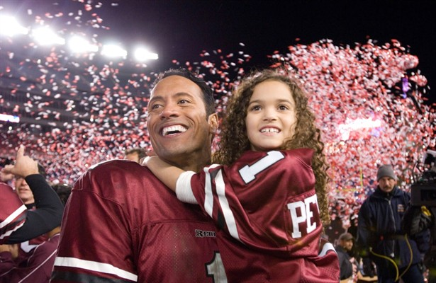 Dwayne Johnson, Madison Pettis