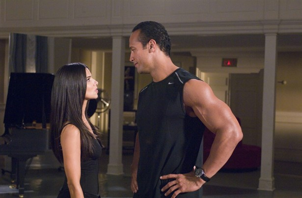 Dwayne Johnson, Roselyn Sanchez
