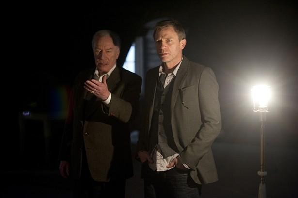 Christopher Plummer,Daniel Craig