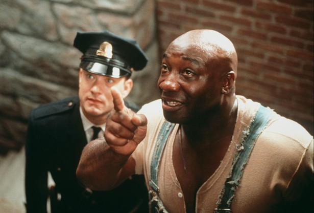 Michael Clarke Duncan,Tom Hanks