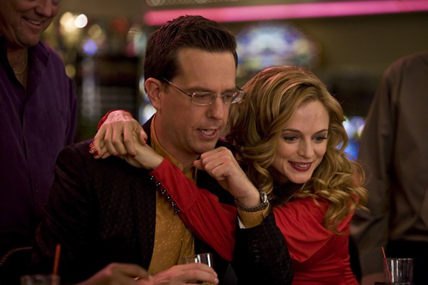 Ed Helms,Heather Graham