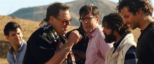 Bradley Cooper,Ed Helms,John Goodman,Justin Bartha,Zach Galifianakis