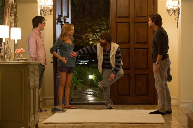 Bradley Cooper,Ed Helms,Heather Graham,Zach Galifianakis