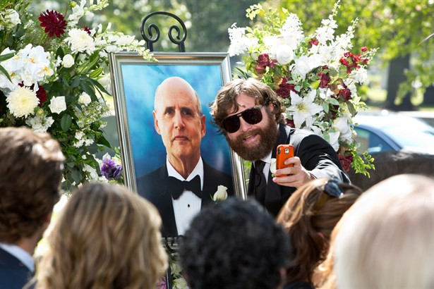 Jeffrey Tambor,Zach Galifianakis