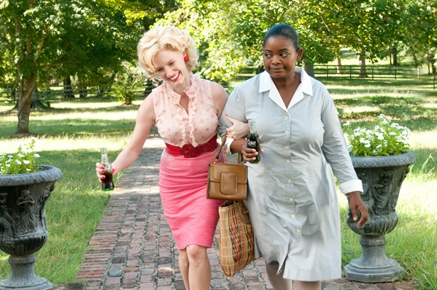 Jessica Chastain,Octavia Spencer