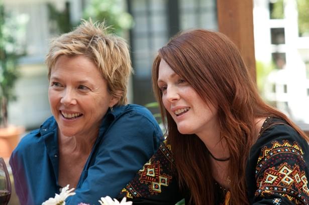 Annette Bening,Julianne Moore