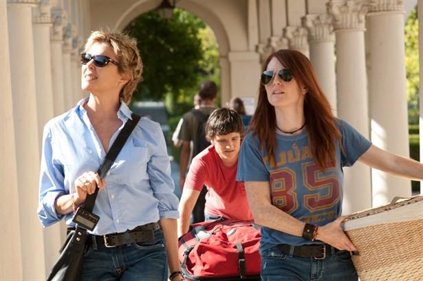 Annette Bening,Josh Hutcherson,Julianne Moore