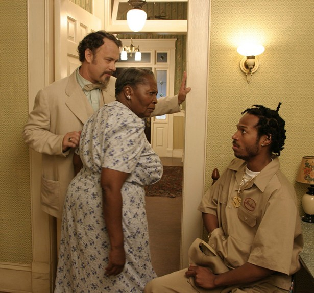 Irma P. Hall,Marlon Wayans,Tom Hanks