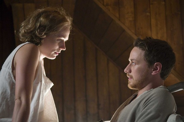 Anne-Marie Duff,James McAvoy