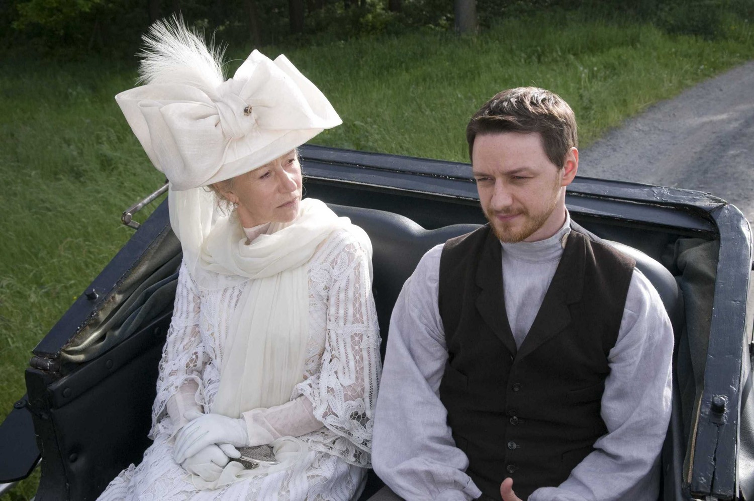 Helen Mirren,James McAvoy