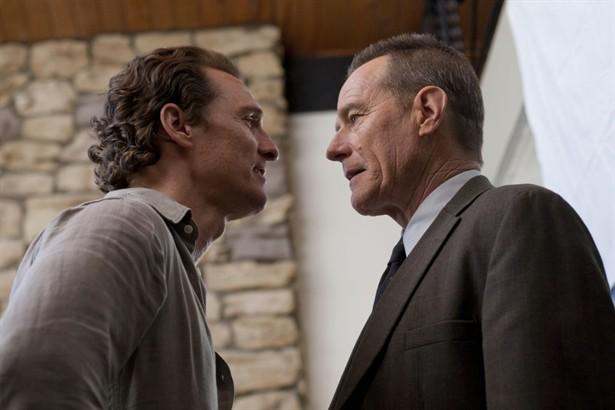 Bryan Cranston,Matthew McConaughey
