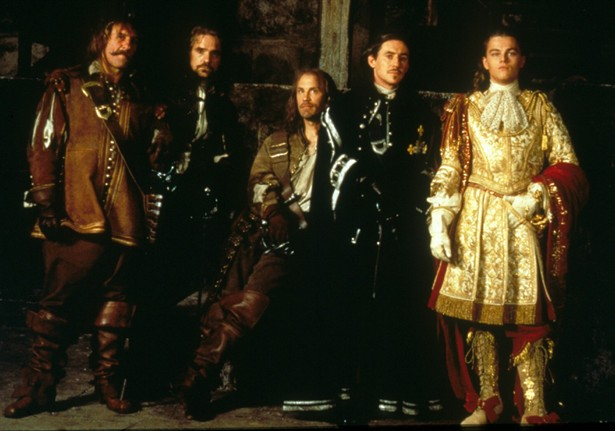 Gabriel Byrne,Gérard Depardieu,Jeremy Irons,John Malkovich,Leonardo DiCaprio