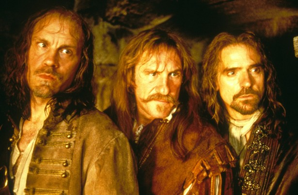 Gérard Depardieu,Jeremy Irons,John Malkovich