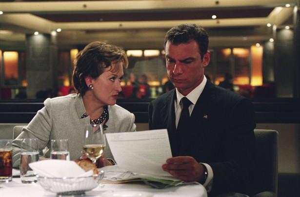Liev Schreiber,Meryl Streep