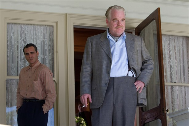 Joaquin Phoenix,Philip Seymour Hoffman