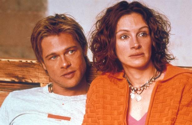 Brad Pitt,Julia Roberts