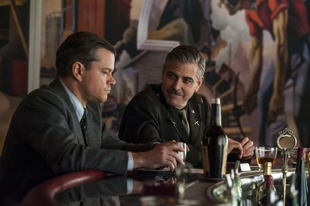 George Clooney,Matt Damon