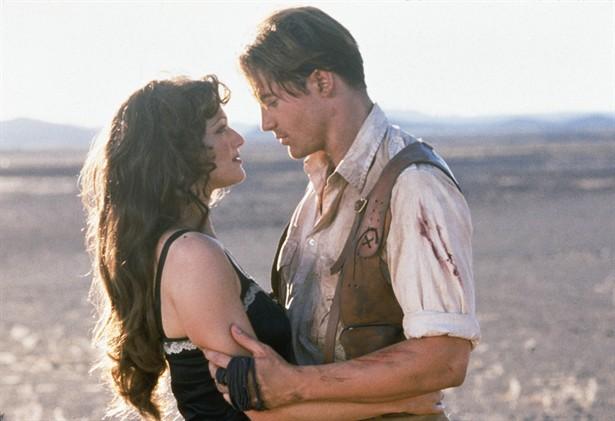 Brendan Fraser,Rachel Weisz