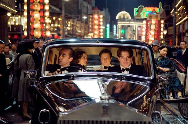 Brendan Fraser,John Hannah,Michelle Yeoh