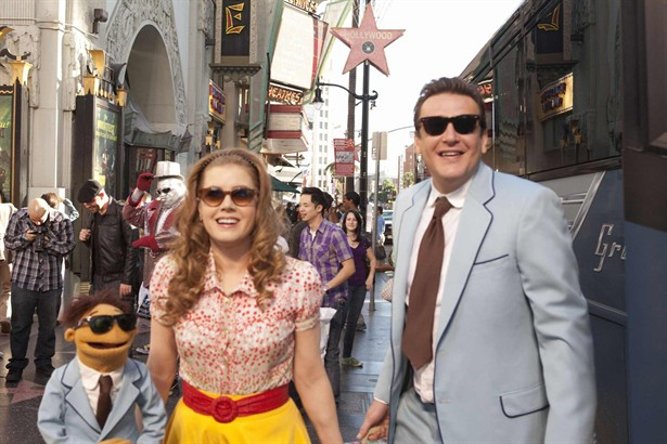 Amy Adams,Jason Segel
