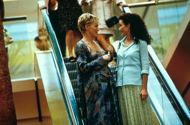 Andie MacDowell,Sharon Stone