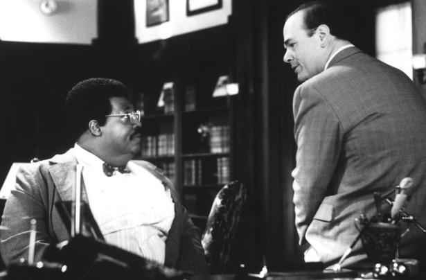 Eddie Murphy,Larry Miller