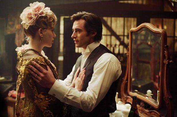 Hugh Jackman,Scarlett Johansson