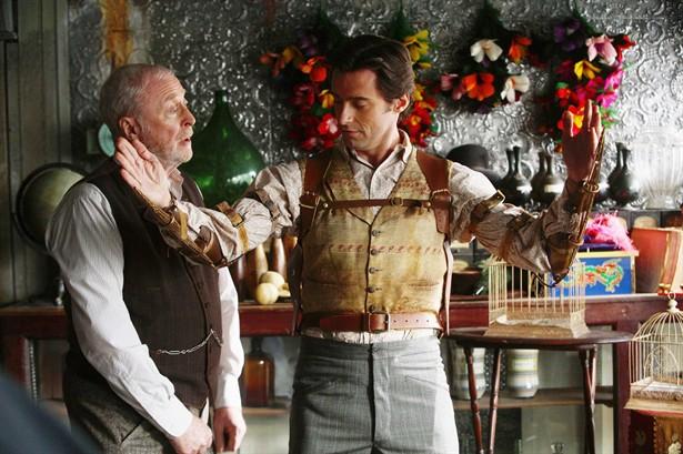 Hugh Jackman,Michael Caine