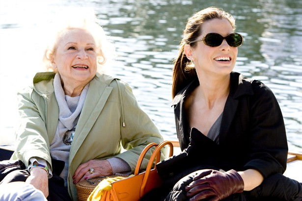 Betty White,Sandra Bullock