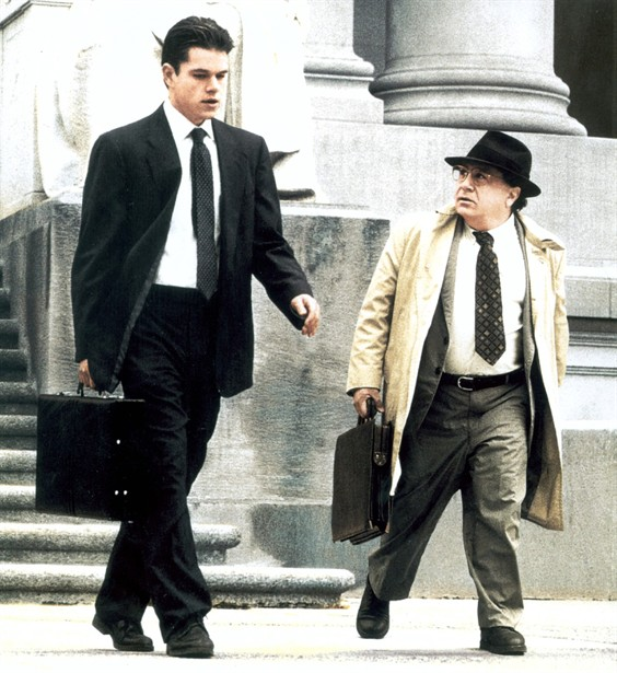 Danny DeVito,Matt Damon