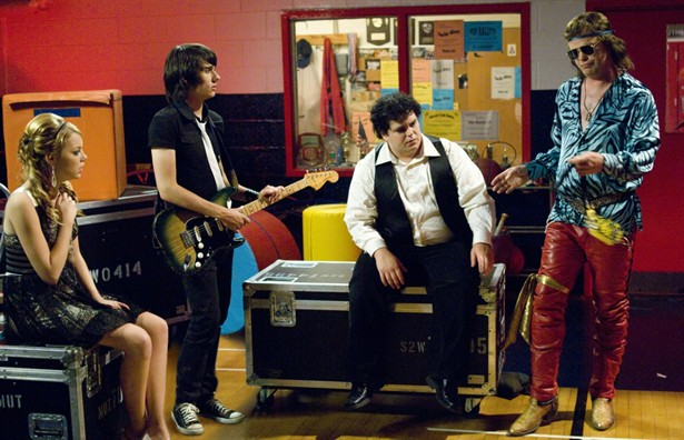 Emma Stone,Josh Gad,Rainn Wilson