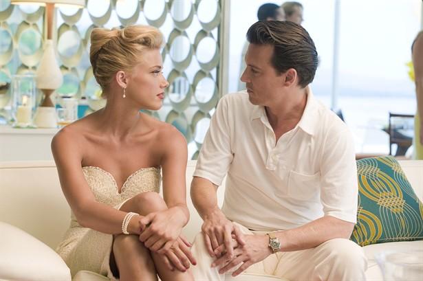Amber Heard,Johnny Depp