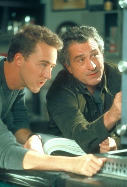 Edward Norton,Robert De Niro