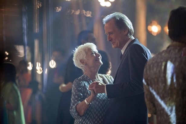 Bill Nighy,Judi Dench