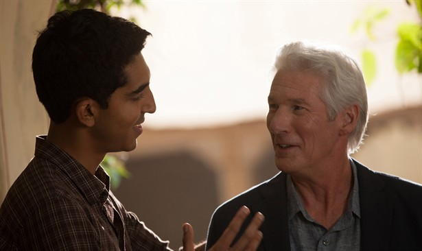 Dev Patel,Richard Gere
