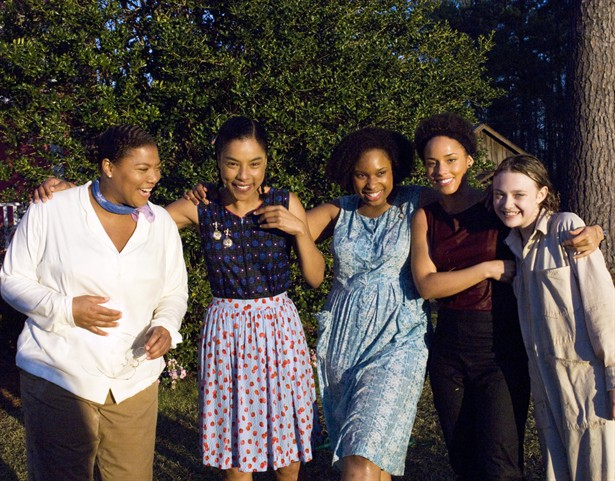 Alicia Keys,Dakota Fanning,Jennifer Hudson,Queen Latifah,Sophie Okonedo