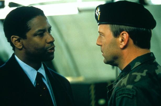 Bruce Willis,Denzel Washington