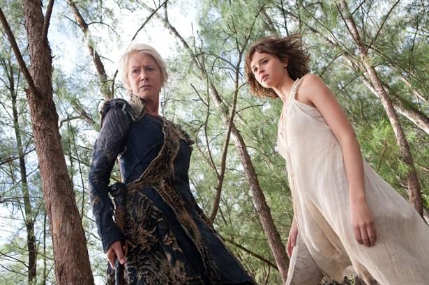 Felicity Jones,Helen Mirren