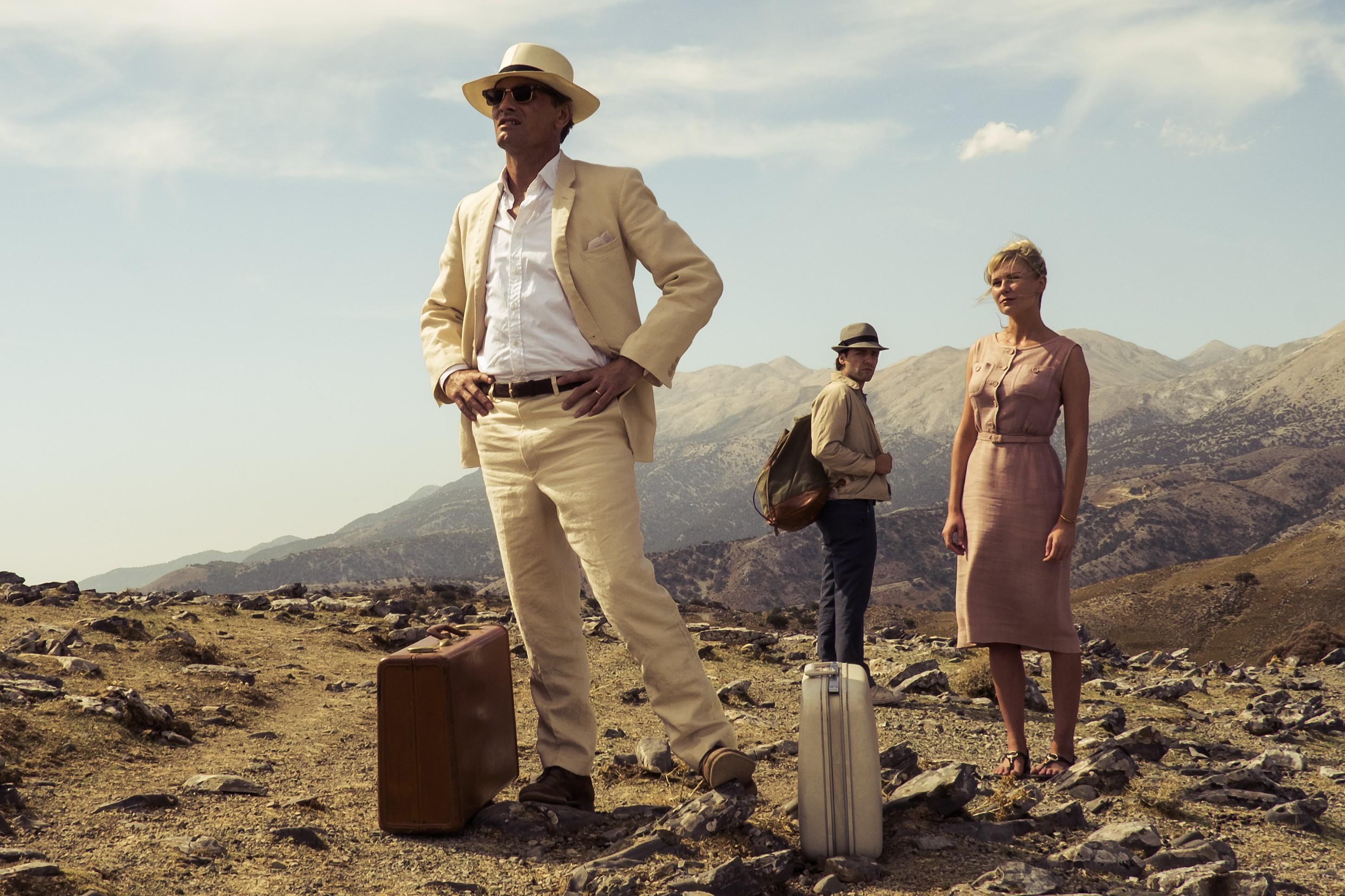 Kirsten Dunst,Oscar Isaac,Viggo Mortensen