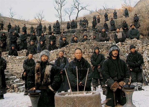 Andy Lau,Jet Li
